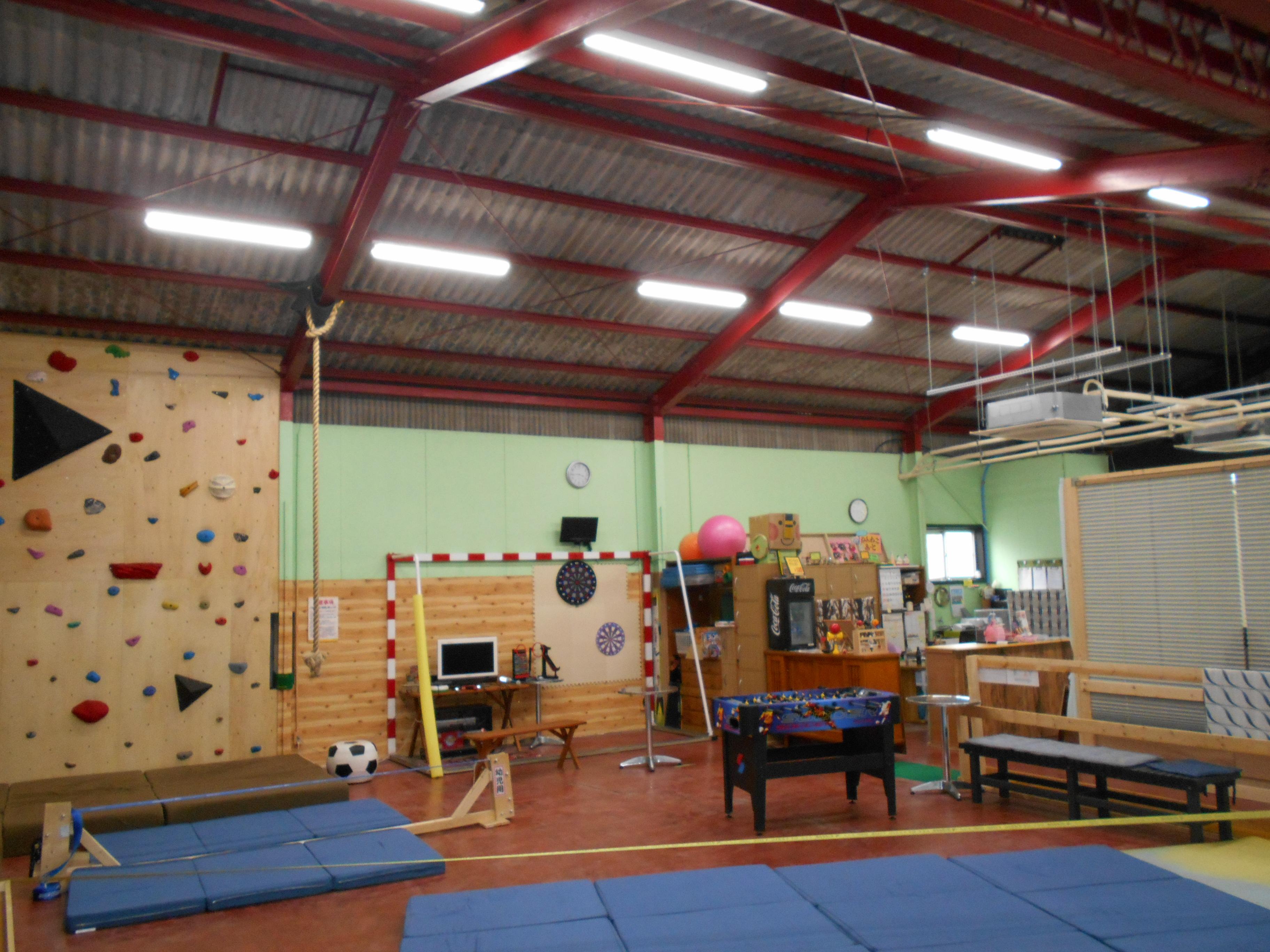 浜松市 あそびの倉庫様 体操教室