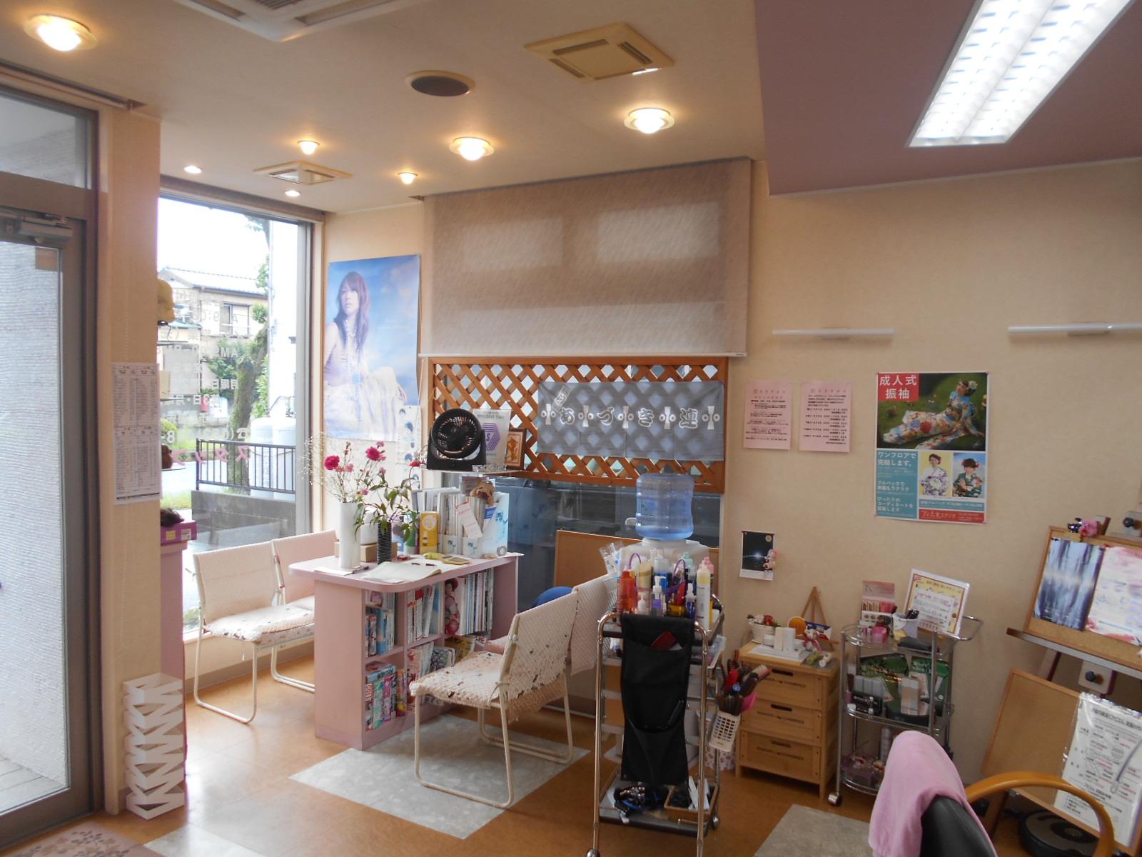 浜松市 ヘアー・メイクD 美容室