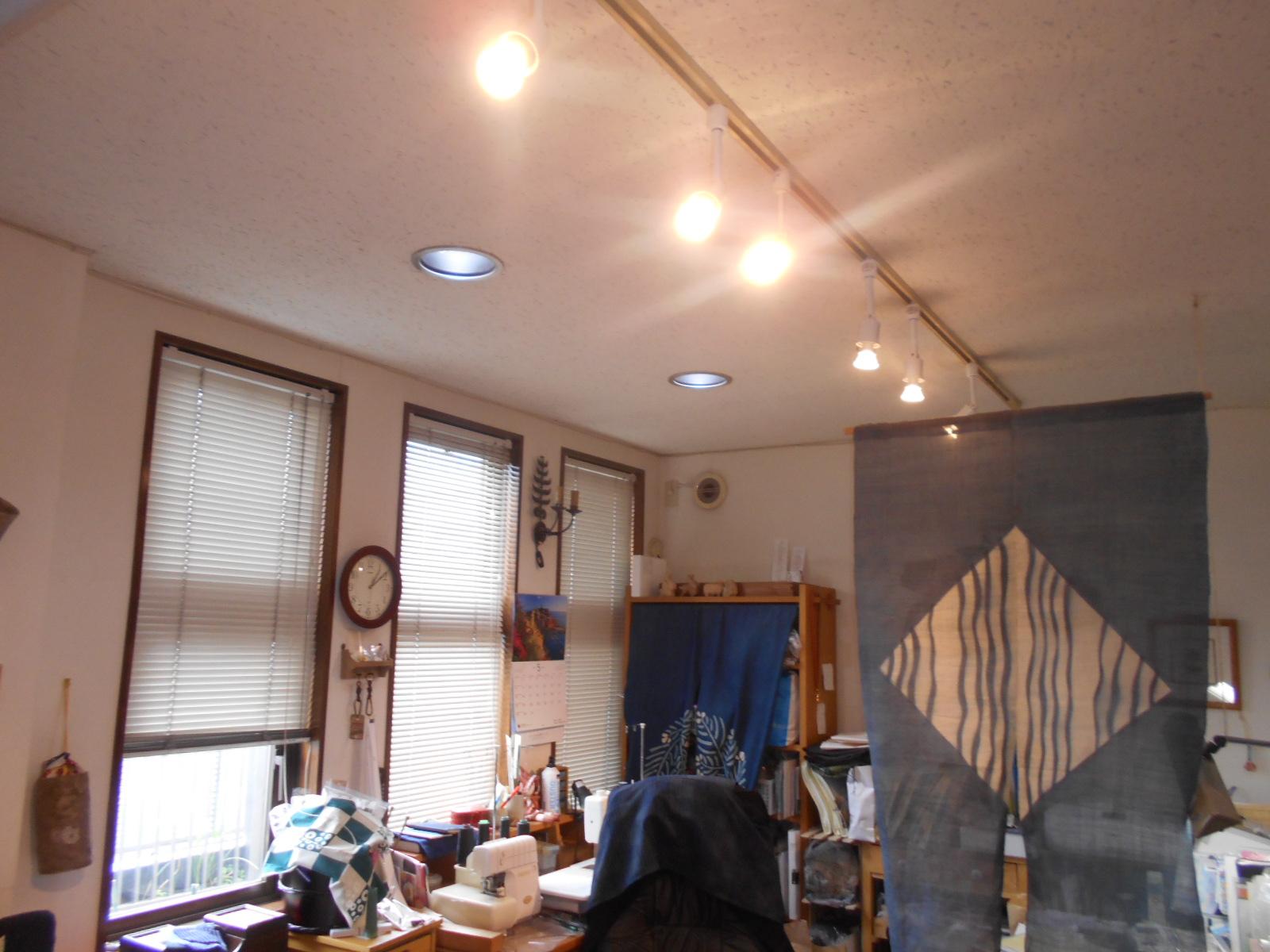 浜松市 ギャラリー風悠様 裂織教室